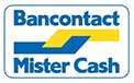 Bancontact-Mistercash logo