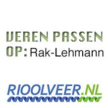 'Rioolveer' veren geschikt voor RAK-Lehmann