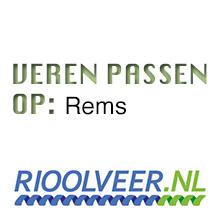 'Rioolveer' veren geschikt voor REMS