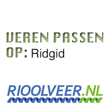 'Rioolveer' veren geschikt voor Ridgid