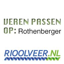 'Rioolveer' veren geschikt voor Rothenberger
